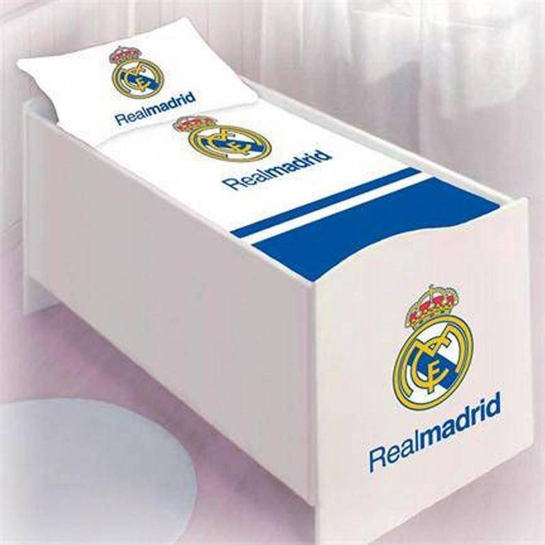 Real Madrid dekbedovertrek - Ledikant (100x135 cm + 1 sloop)