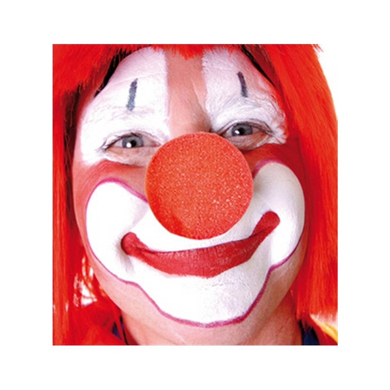 Korting Rode Clowns Neus Foam