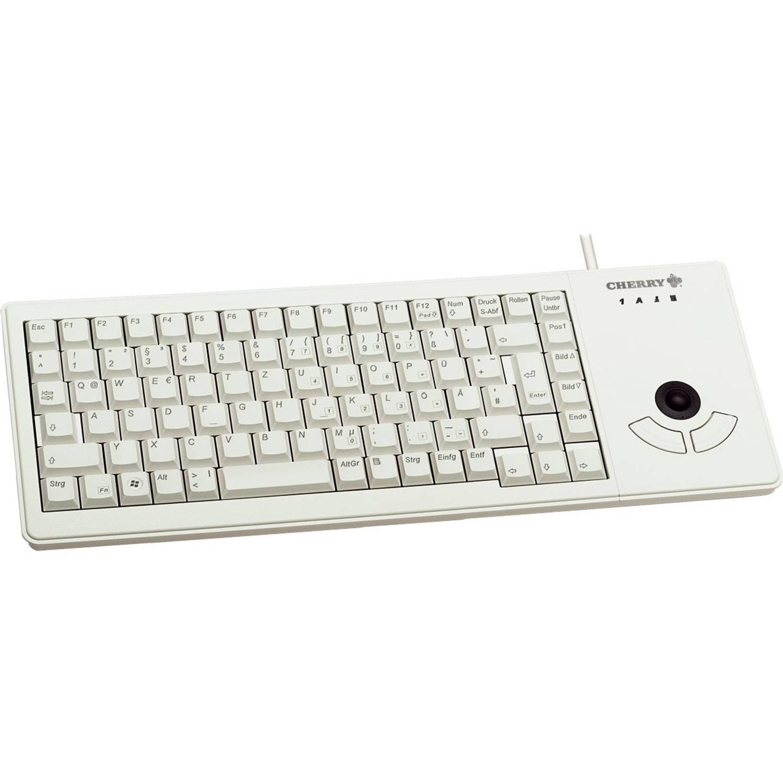 Cherry XS Trackball Keyboard (G84-5400LUMEU-0)