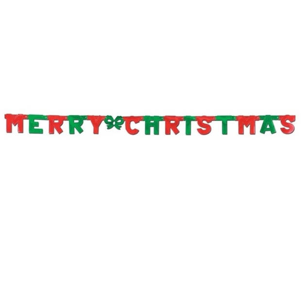 Letterslinger Merry Christmas
