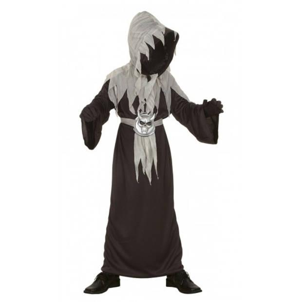 Horror monnik kostuum voor kinderen 10-12 jaar