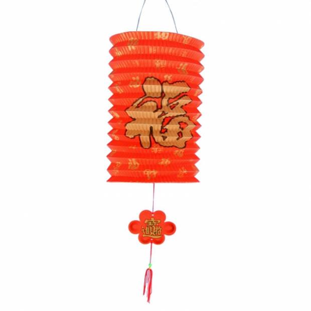Chinese gelukslampion