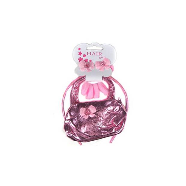 Prinsessen accessoires set 4 delig