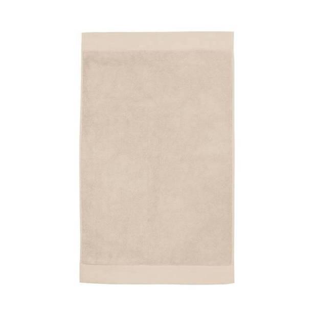 Seahorse Pure badmat - 50 x 90 cm - Sand