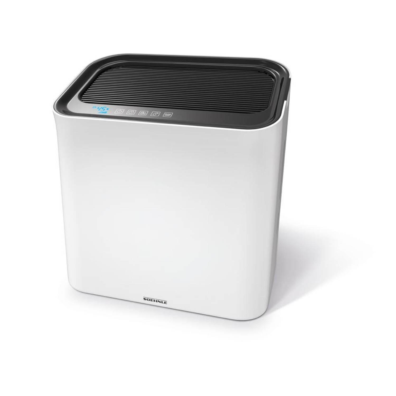 Soehnle AirFresh Wash 500 luchtwasser