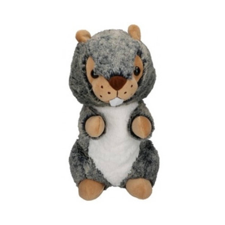 b072c630aa714d Eddy toys knuffel otter grijs/groen 19 cm | Blokker