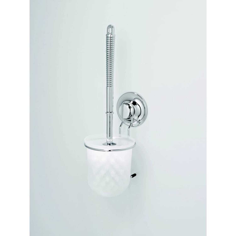 Everloc toiletborstel met houder EL-10208