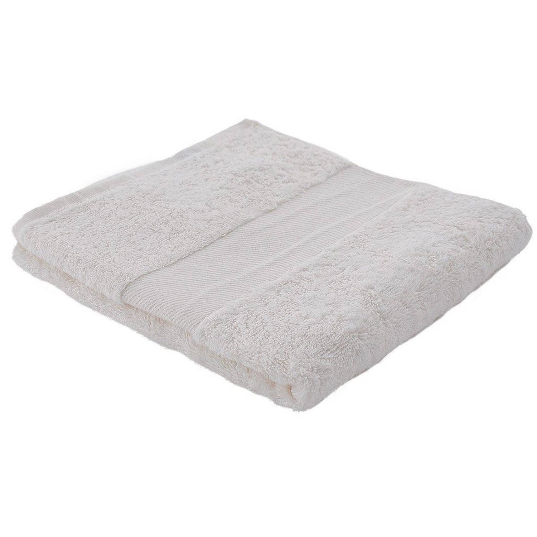 Afbeelding van Arowell badhanddoek badlaken 100 x 50 cm - 500 gram - licht naturel - 10 stuks