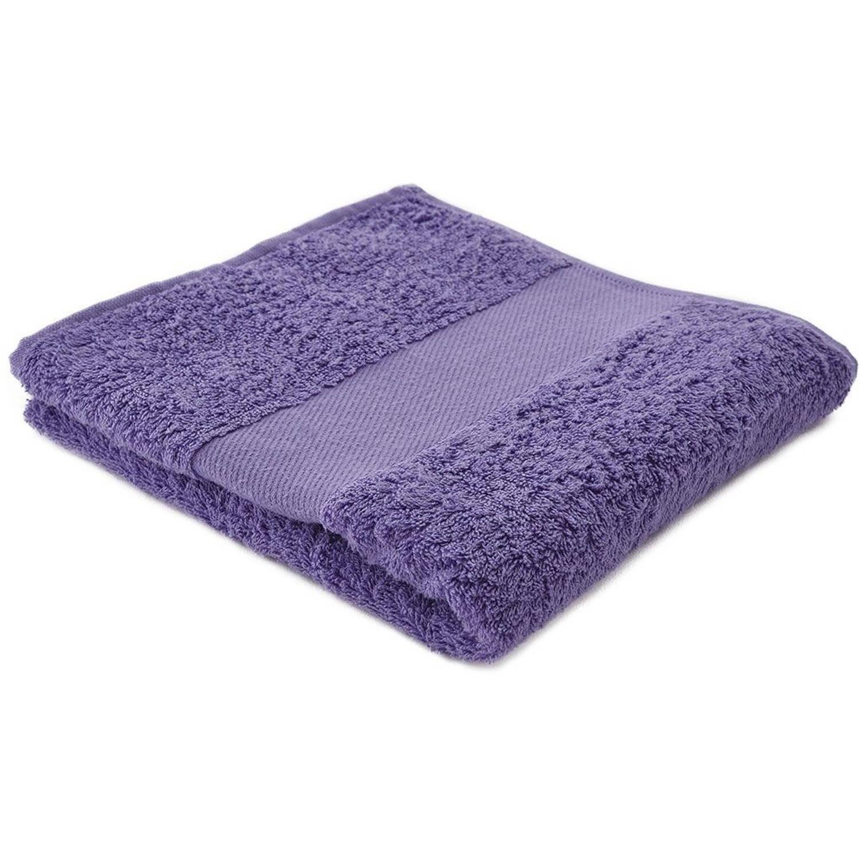 Afbeelding van Arowell badhanddoek badlaken 100 x 50 cm - 500 gram - lichtviolet - 10 stuks