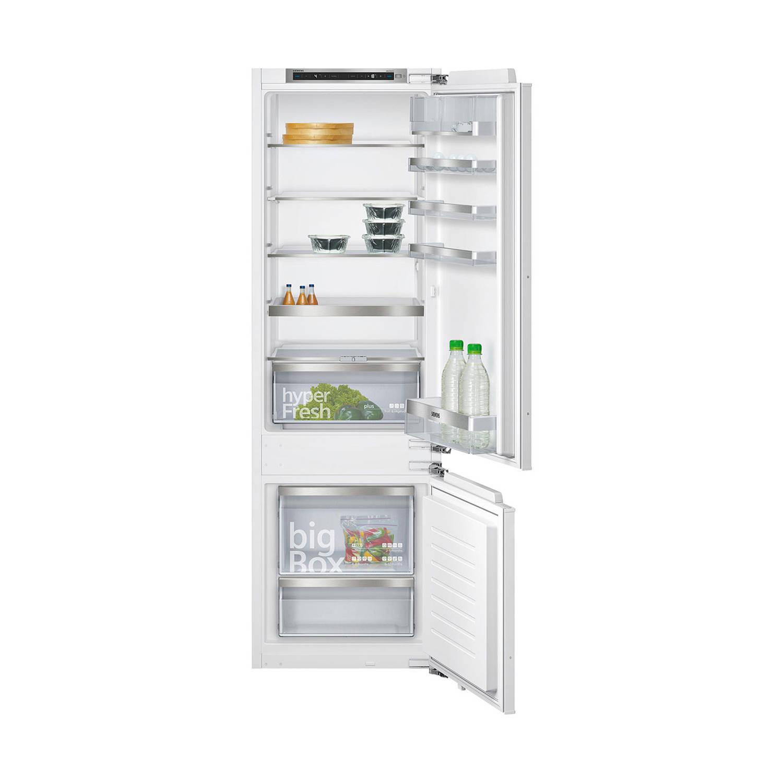 Siemens iQ500 KI87SAF30 koelvriescombinaties - Wit