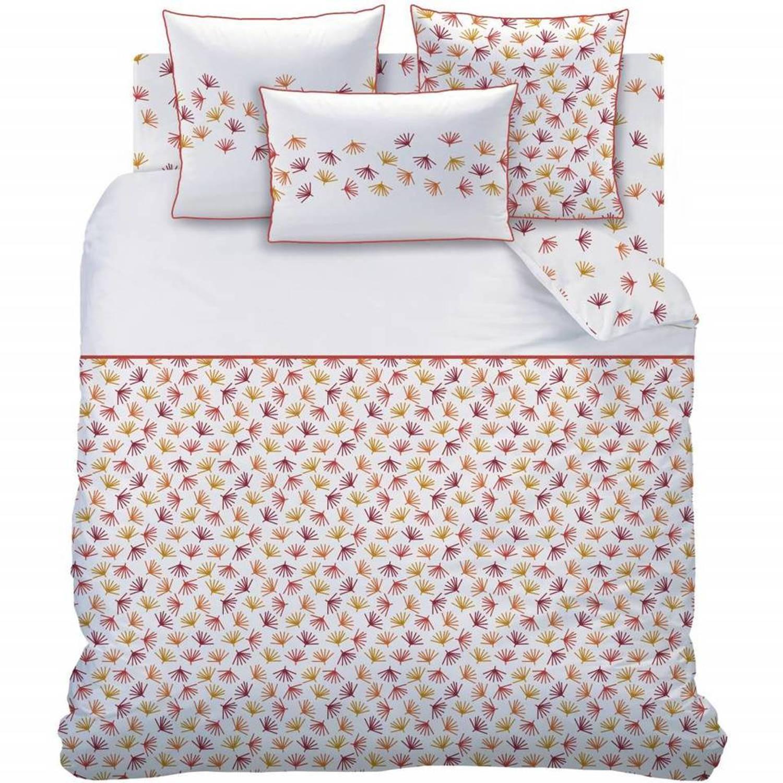 Matt & rose jungle graphique - dekbedovertrek - lits jumeaux - 240 x 220 cm - multi - inclusief 2 ku