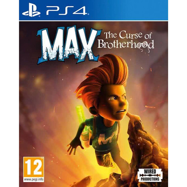 PS4 Max The Curse of Brotherhood