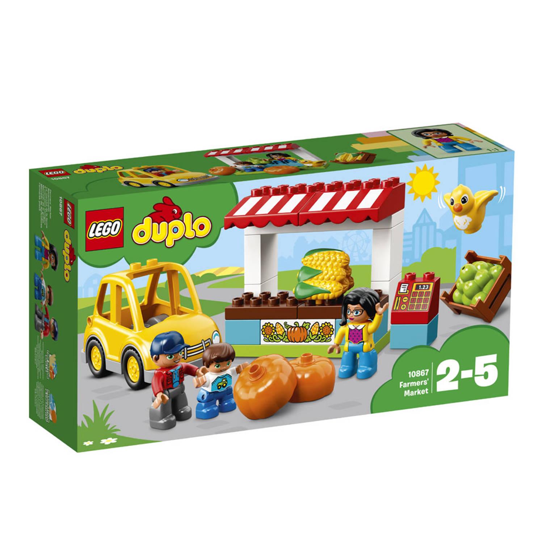 10867 Lego Duplo Boerenmarkt