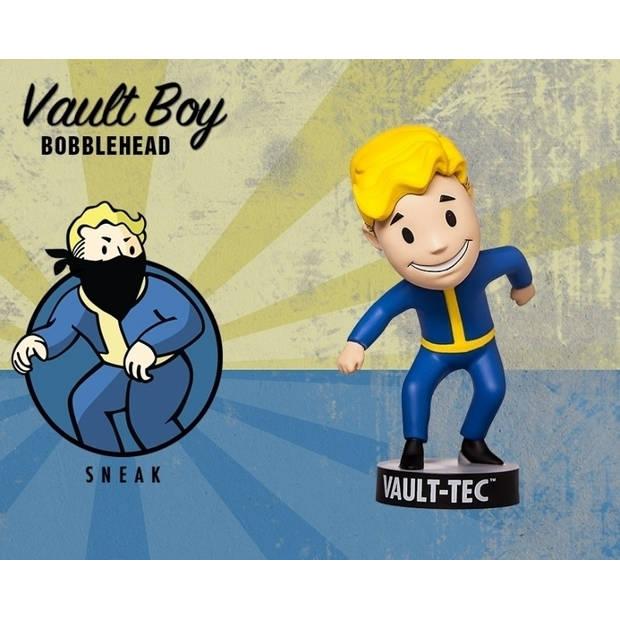 Fallout 4: vault boy bobblehead - sneak - actiefiguur