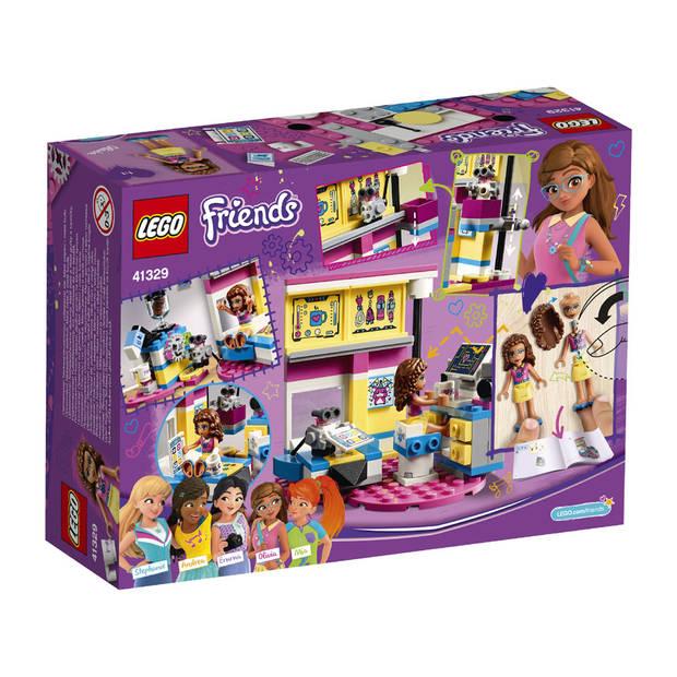 LEGO Friends Olivia's luxe slaapkamer 41329