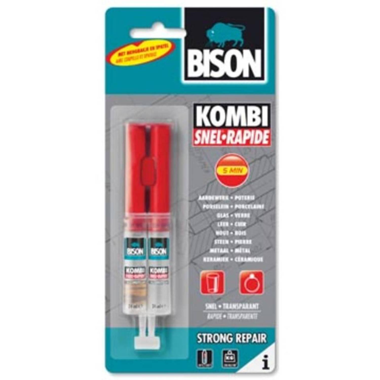 BISON-KOMBI SNEL 24ML. 838076