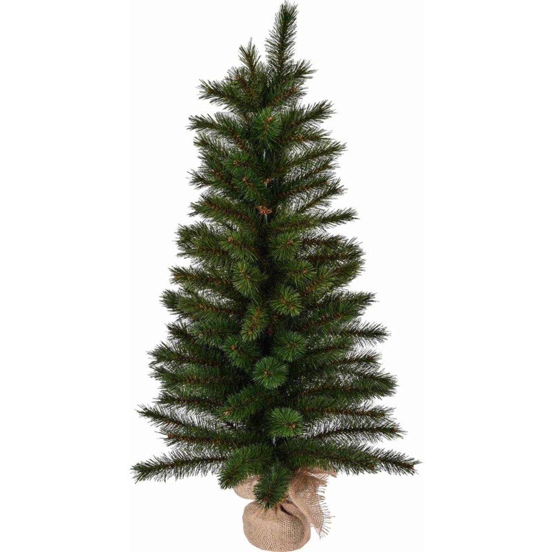 Kleine kunst kerstboom ? 90 cm ? kunstkerstbomen