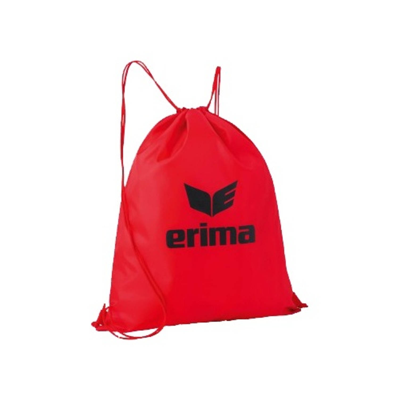 Image of Erima gymtas met rijgkoord club 5 rood