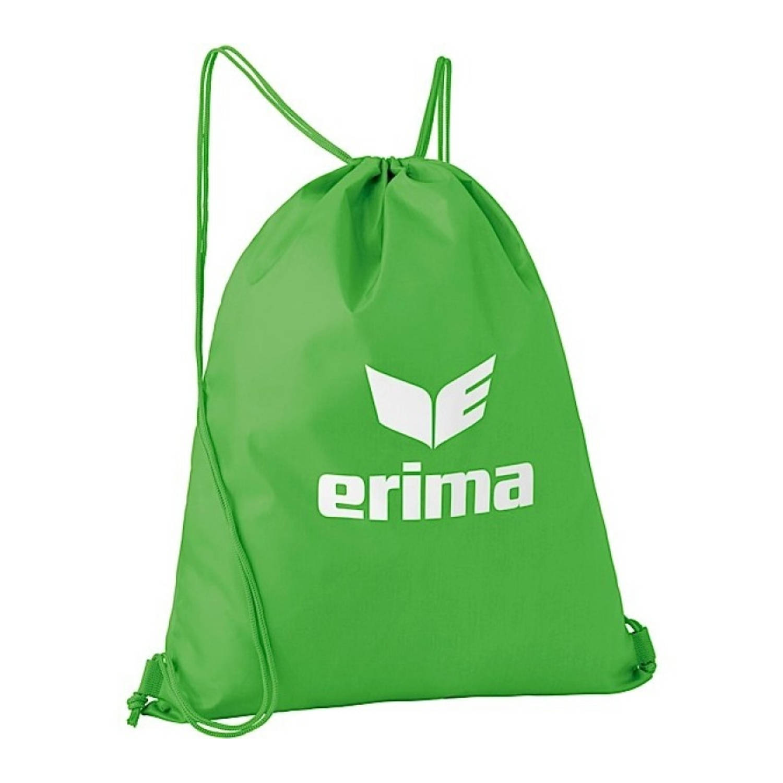 Image of Erima gymtas met rijgkoord club 5 groen