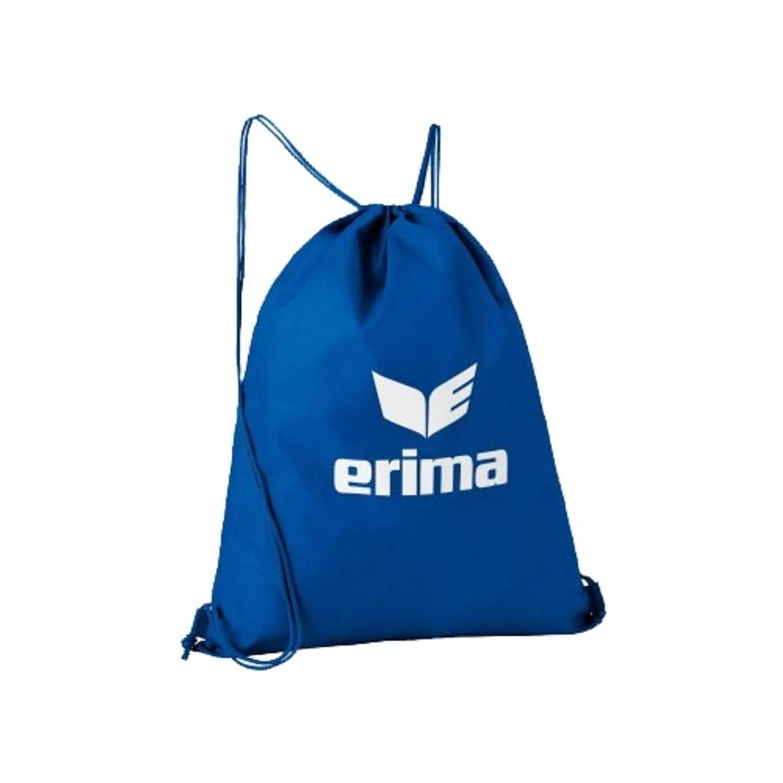 Image of Erima gymtas met rijgkoord club 5 blauw