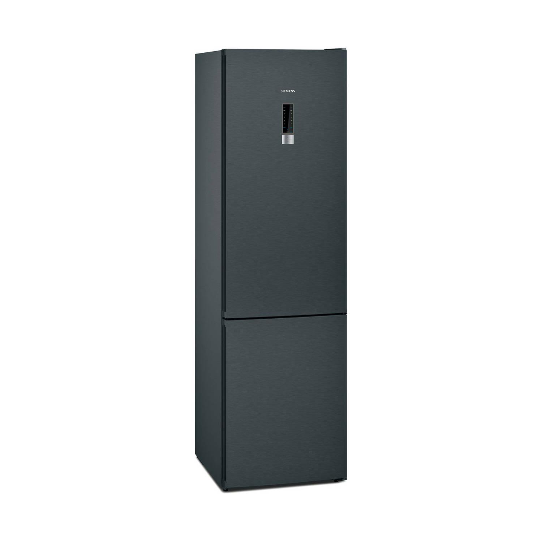 Siemens iQ300 KG39NXB35 koelvriescombinaties - Zwart