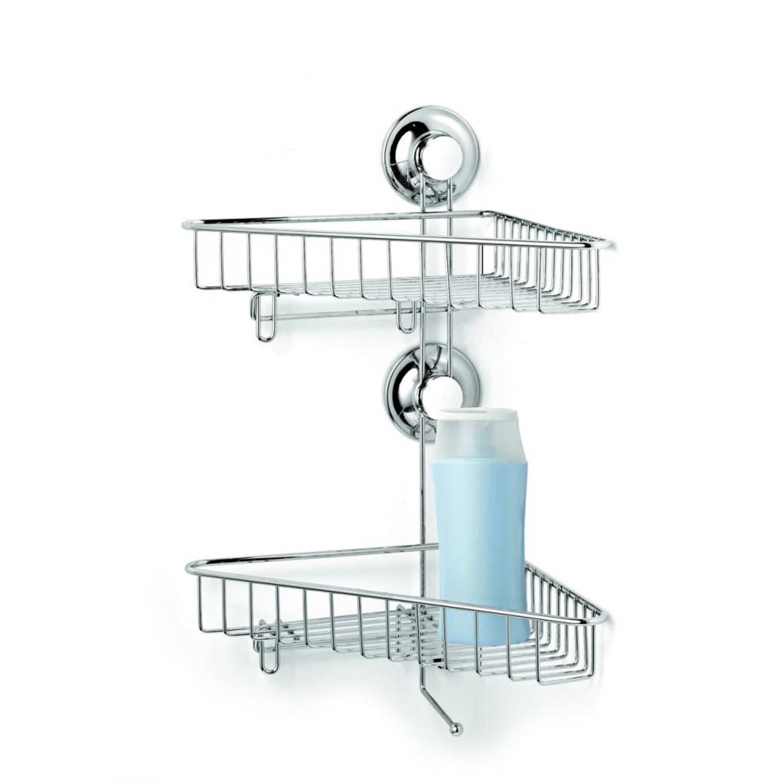 Everloc el-10202 hoekrek dubbel voor keuken en badkamer | Blokker