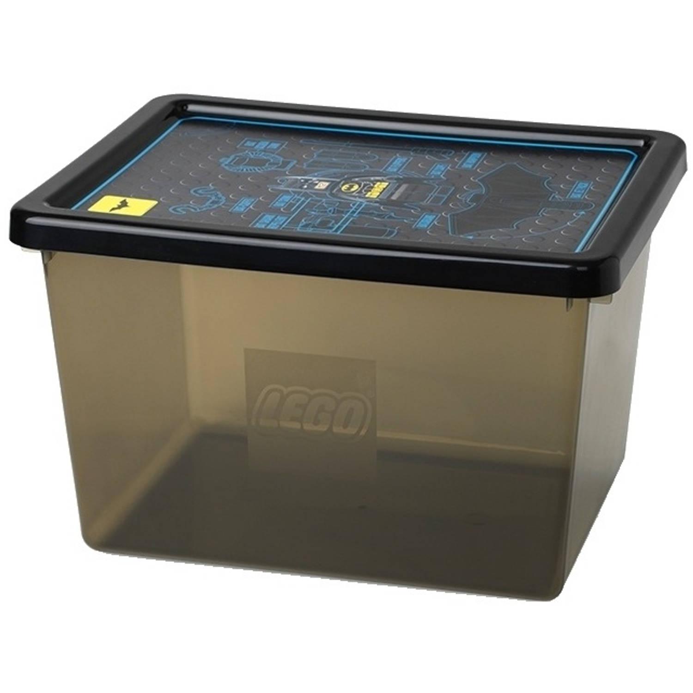 Lego batman: opbergbox met deksel 37,8 x 29,7 x 23,5 cm