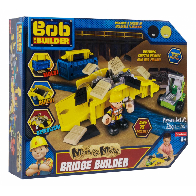Bob de Bouwer Kneed en Vorm Bruggenbouwer