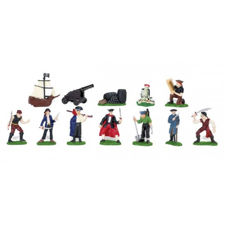 Plastic piraten en accessoires