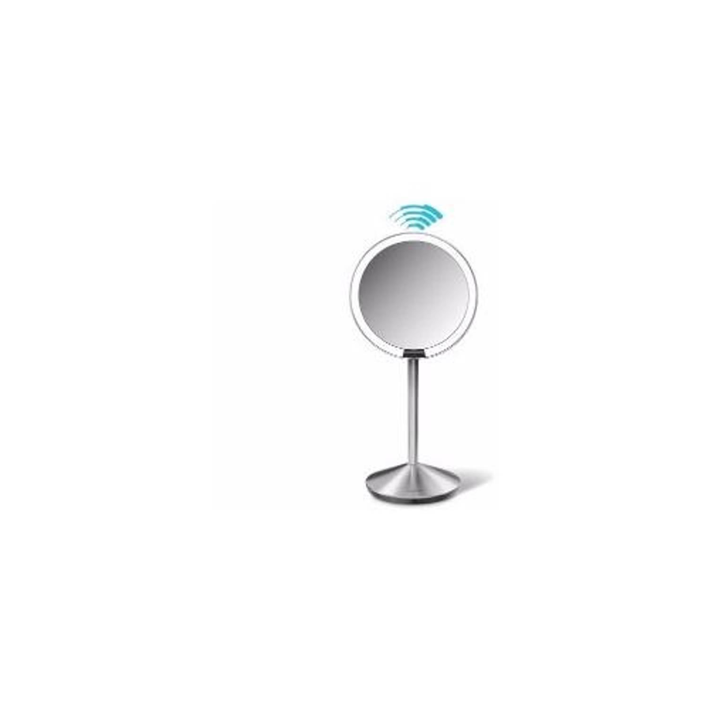 Simplehuman sensor spiegel voor op reis