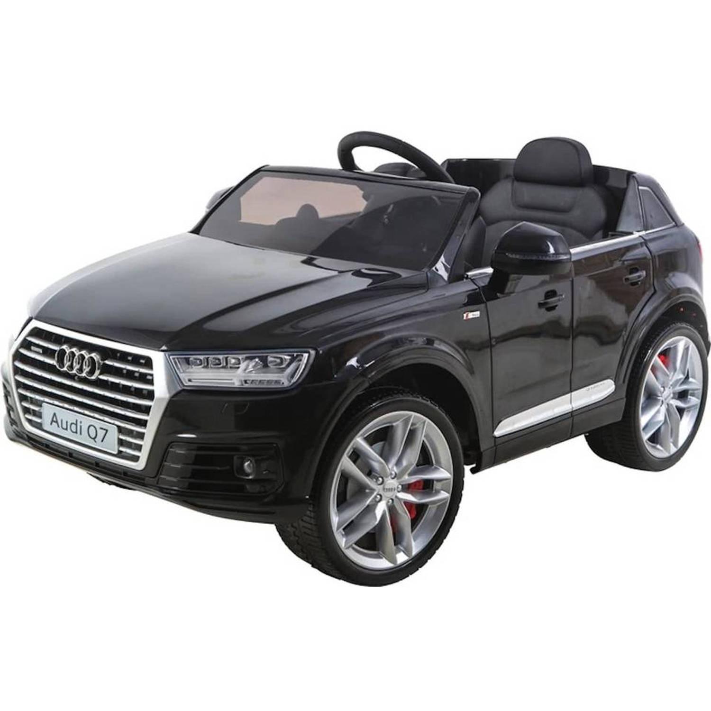 Afbeelding van Audi q7 accuvoertuig 12v auto zwart