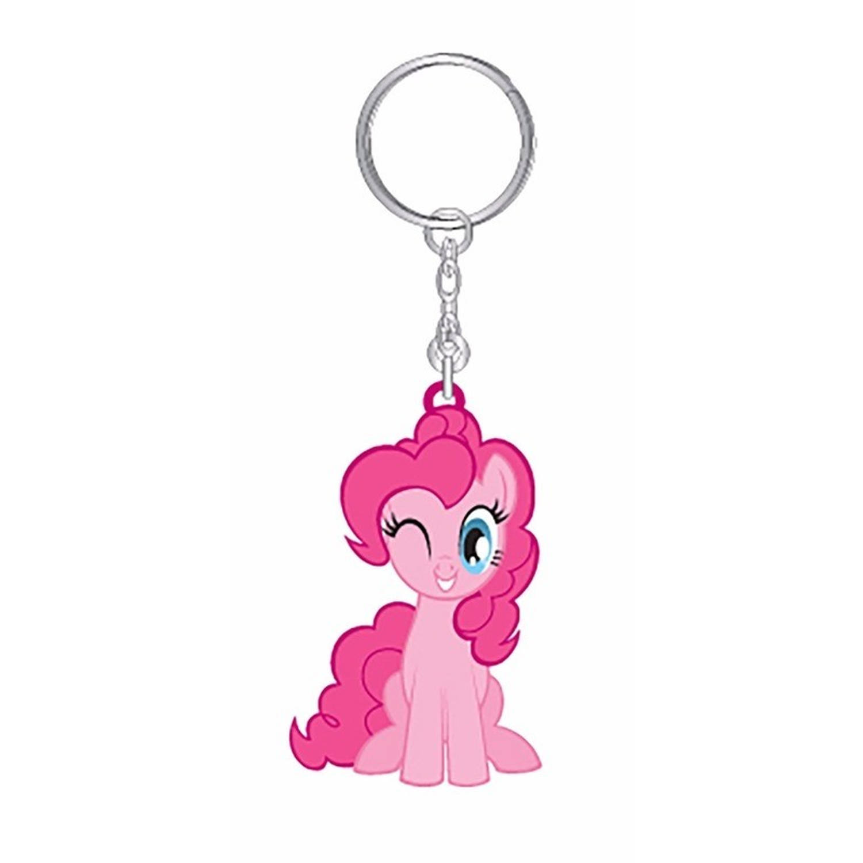 Korting My Little Pony Sleutelhanger Pinkie Pie 7 Cm Voor Meisjes