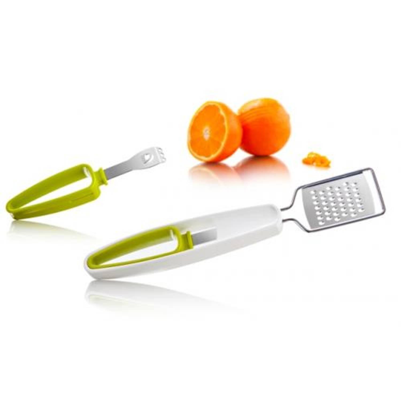 Citrusrasp met zesteur - Tomorrow's Kitchen