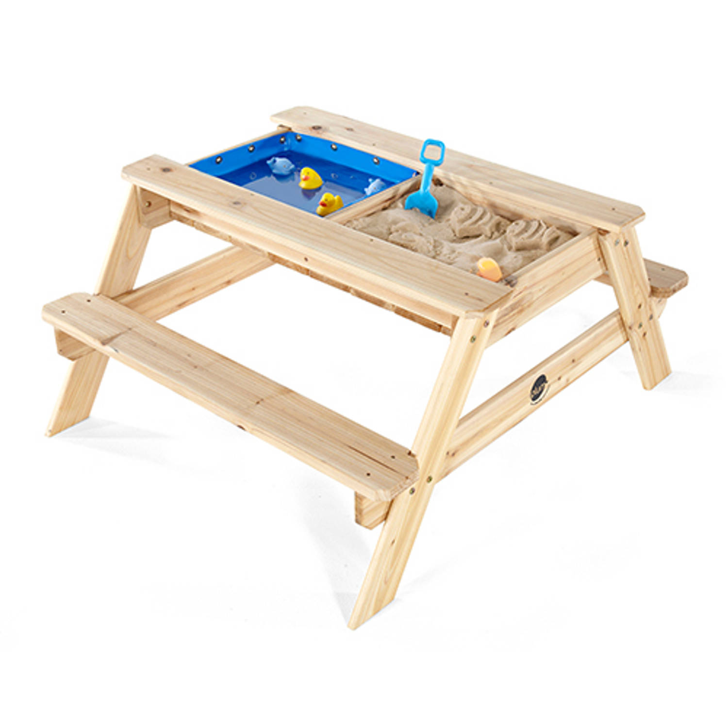Zand en water speeltafel plum surfside