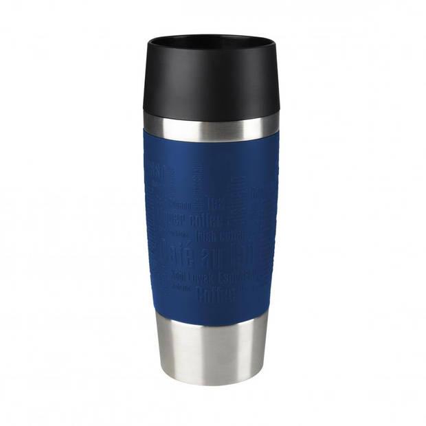 Tefal Isoleerbeker - 0,36 L - RVS - blauw