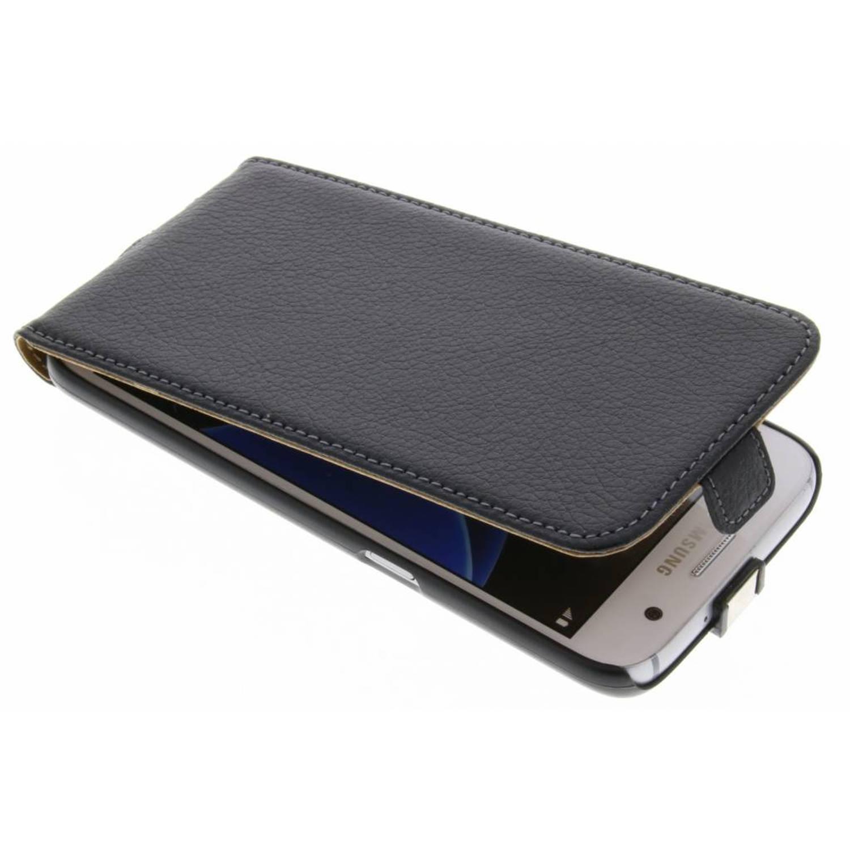 Zwarte Smartcase voor de Samsung Galaxy S7