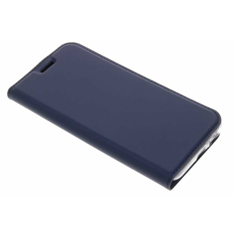 Blauwe Slim TPU Booklet voor de Samsung Galaxy A5 (2017)