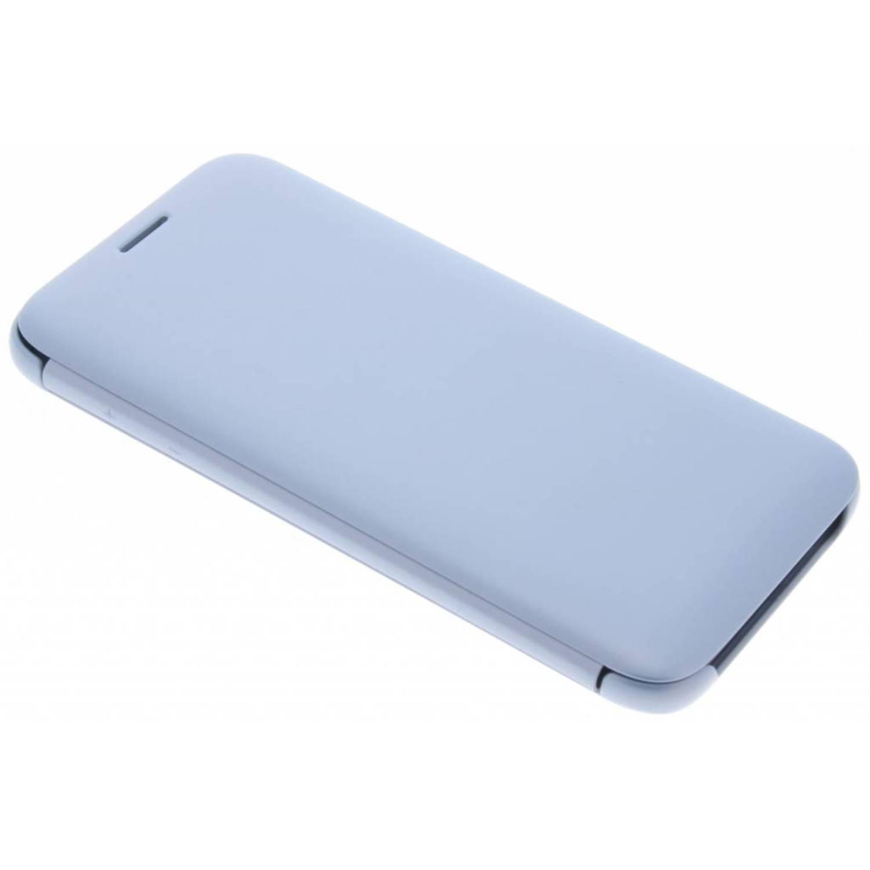 Blauwe Wallet Cover voor de Galaxy J5 (2017)