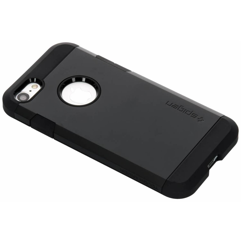 Zwarte Tough Armor™ Case voor de iPhone 8 / 7