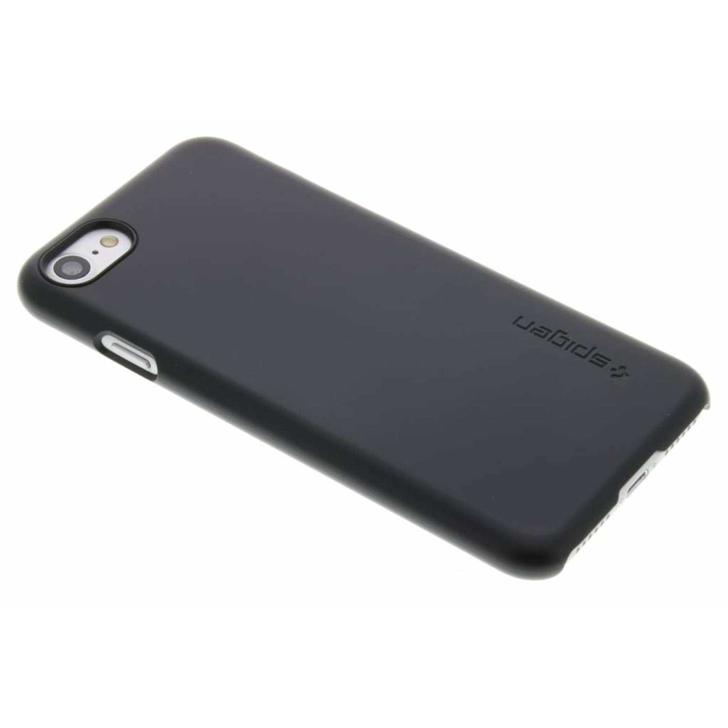 Zwarte Thin Fit Hardcase voor de iPhone 8 / 7