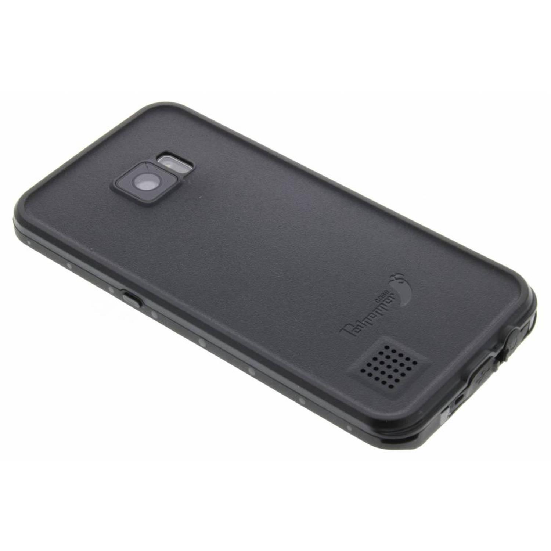 Dot Waterproof Case voor de Samsung Galaxy S7 Edge - Zwart
