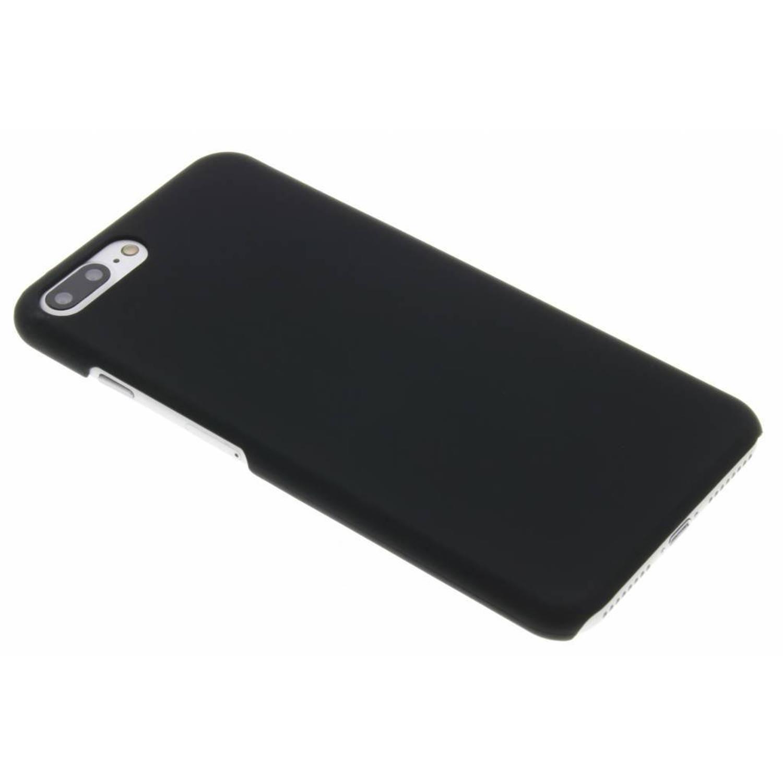 Zwart Effen Hardcase Hoesje Voor De Iphone 8 Plus 7 Plus