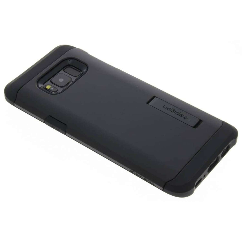 Zwarte Tough Armor Case voor de Samsung Galaxy S8 Plus