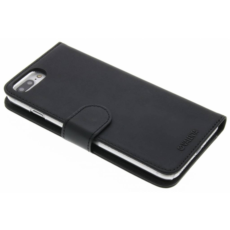 Booklet Classic Luxe voor de iPhone 8 Plus / 7 Plus - Zwart