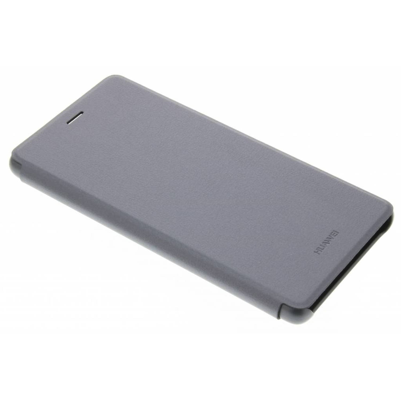 Slim Book Case voor de Huawei P9 Lite - Grijs
