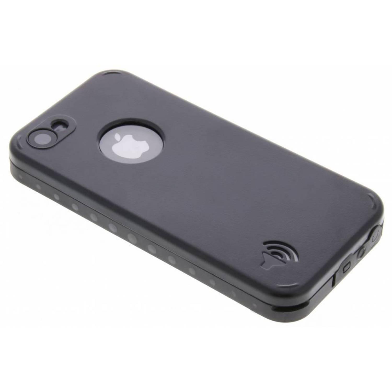 Dot Waterproof Case voor de iPhone 5 / 5s / SE - Zwart