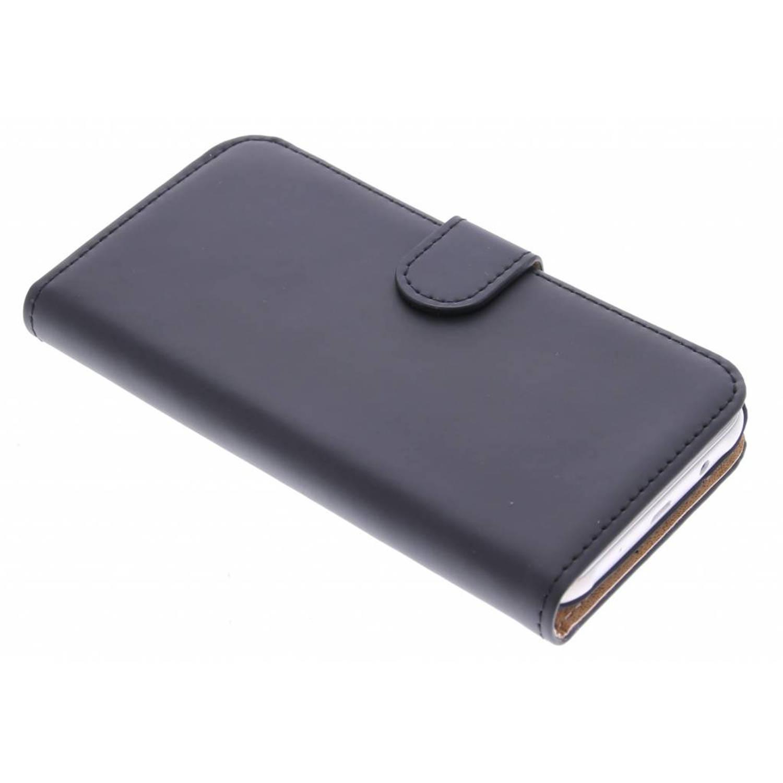 Samsung Galaxy J5 hoesje Zwart - Luxe Book Case