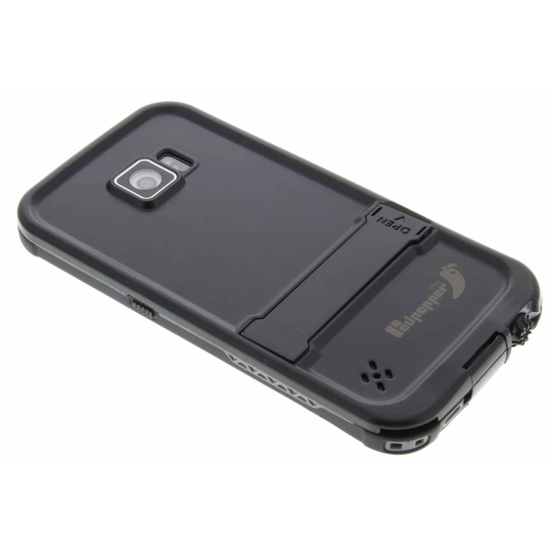 Zwarte XLF Waterproof Case voor de Samsung Galaxy S6