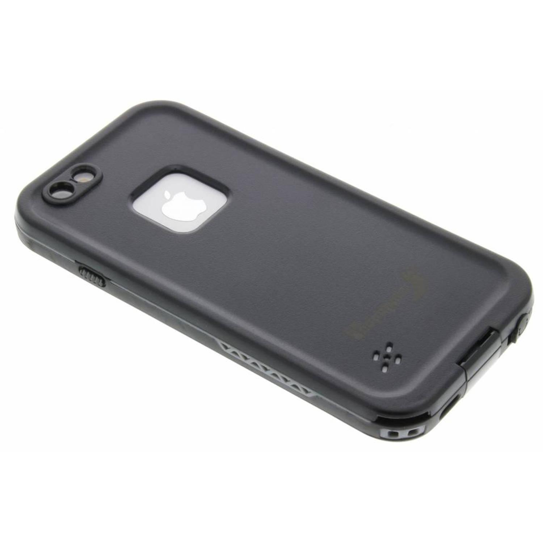 Zwarte XLF Waterproof Case voor de iPhone 6 / 6s