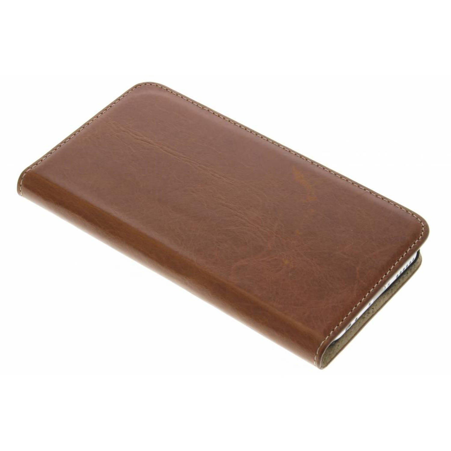 Mobiparts Excellent Wallet Oaked Cognac iPhone 6-6S